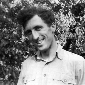 Jean Vanier in Paris, 1952.