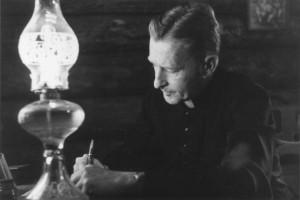 Father Callahan, c. 1955.