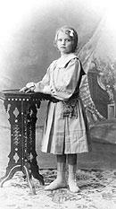 Young Catherine Kolyschkine