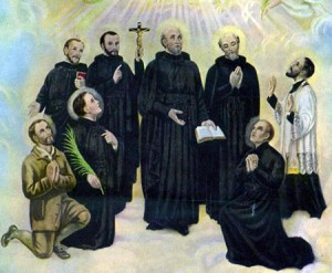 The Canadian Martyrs